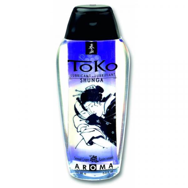 LUBRIFIANT TOKO AROMA - ORGIES DES RAISINS