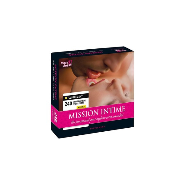 MISSION INTIMESUPPLEMENT VOLUME 1FR